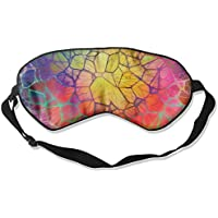 Digital Art Geometry Lines Sleep Eyes Masks - Comfortable Sleeping Mask Eye Cover For Travelling Night Noon Nap... preisvergleich bei billige-tabletten.eu