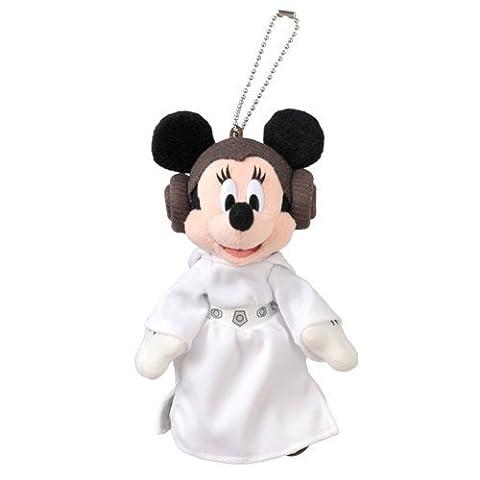 Tokyo Disney Resort Minnie Mouse insigne Star Tours Princesse Leia Ver (japon importation)