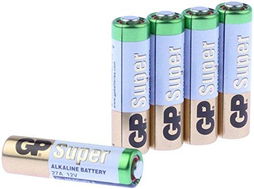 Akkus & Batterien L828 Alkali Mangan 12 Volt 2er Stück Blister Angemessen Energizer A27