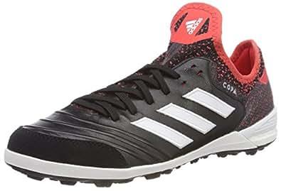 adidas Copa Tango 18.4 TF, Scarpe da Calcio Uomo, Nero (Cblack/Ftwwht/Reacor Cblack/Ftwwht/Reacor), 40 EU