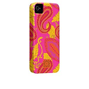 Case-Mate Barely There Iomoi Designer Case for Apple iPhone 4/4S - Paisley
