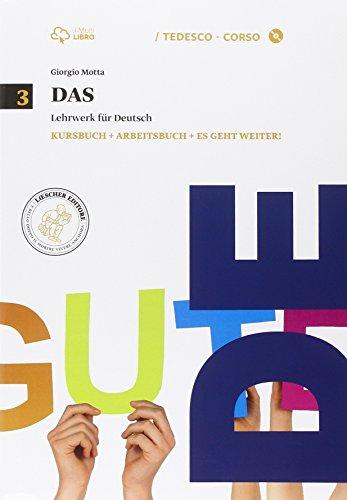 Das. Kursbuch-Arbeitsbuch-Es geht weiter. Cone spansione online. Per le Scuole superiori! Con CD Audio formato MP3. Con e-book
