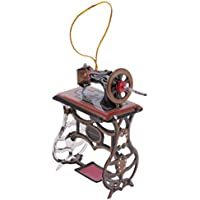 MagiDeal Mini Máquina de Coser Modelo Juguetes de Estaño Regalo Coleccionables