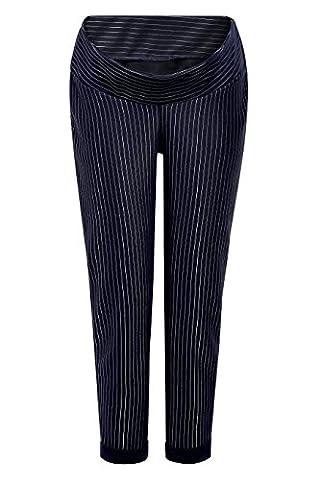 next Pantalon De Maternité En Jersey Coupe Regular Bleu EU 42 (UK 14)