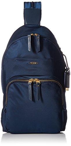 Tumi Voyageur - Nadia Convertible Backpack/Sling Zaino Casual, 38 cm, 4.38 liters, Blu (Ocean Blue)