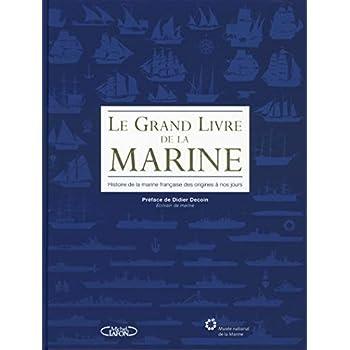 Le grand livre de la marine