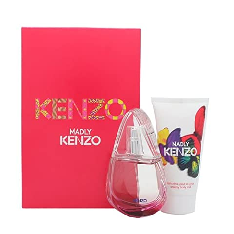 Kenzo Madly Kenzo! Eau de Toilette Spray 30 ml/Body Milk 50 ml