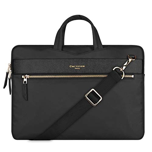 YOUR OFFICE Laptoptasche/Umhängetasche I Für Alle Bildschirmgrößen bis 13/13,3/14 Zoll (33,02 cm) I Kompatibel mit MacBook Pro/Air/Retina - Surface/Netbook/Ultrabook I Sleeve I Hülle