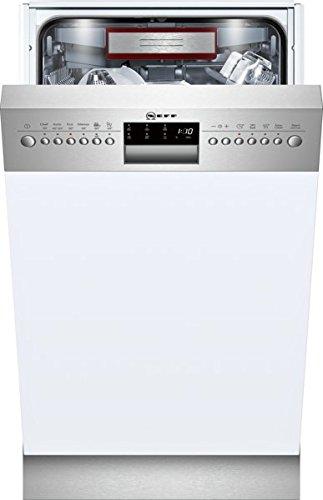 Neff s486t60s1e Lave-vaisselle partie int egriert/A + + +/45 cm/188 kWh/an/2660 L/AN/doseur Assistant/emotionlight/Inox