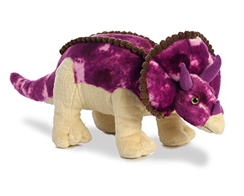 "Aurora World 30796 17-Inch ""Triceratops"" Plush Toy"
