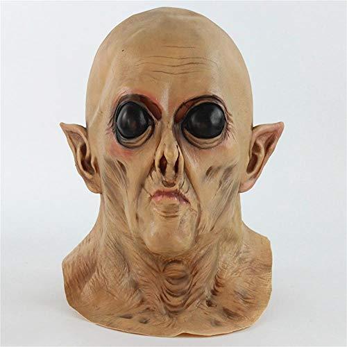 Kopfsatz Cosplay Latex-Maske Halloween-Aktivitäten Dress Up Liefert Performance-Requisiten Horror ()