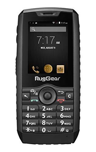 RugGear RG160 Téléphone Portable Durci et Étanche - Dual SIM