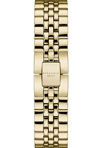 Rosefield Damen-Uhrenarmbänder One Size Gold 32000950
