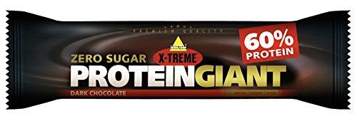 X-Treme Protein Giant Riegel, Dark Chocolate, 24 x 65g