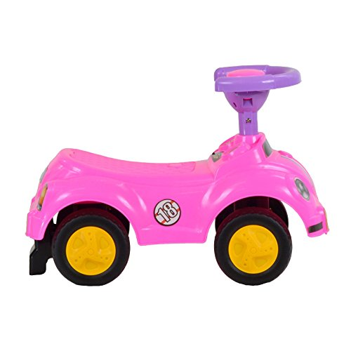 Image of Ride On Bug Car - Pink