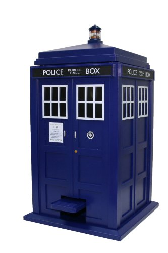 Doctor Who Tardis Flip-top Pedal...