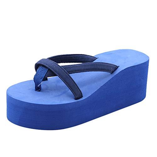 LianMengMVP Böhmen Sommer Frauen Flache Sandalen Open Toe Sandalen Damen Kristall Flachen Sandalen Strand Hausschuhe Freizeitschuhe Dusch-& Badeschuhe