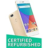 (Certified REFURBISHED) Mi A1 (Gold, 64GB)