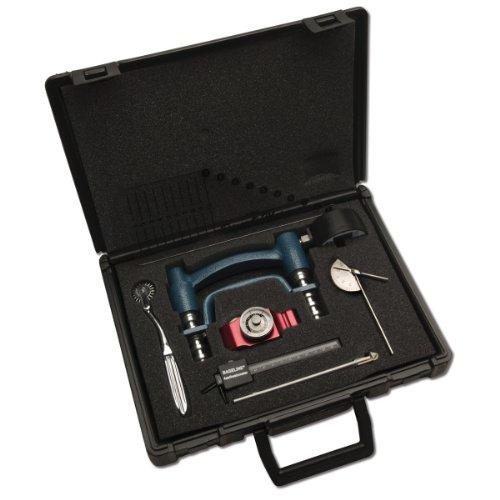 Baseline® Set: Assessment der Hand, Handbewertungsset 7-teilig mit digitaler Anzeige (Messung bis 136 kg) -