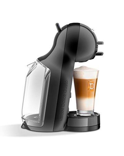 Krups KP1208   Cafetera Nestlé Dolce Gusto Mini Me  automática  15 bares de presión  Negra y gris