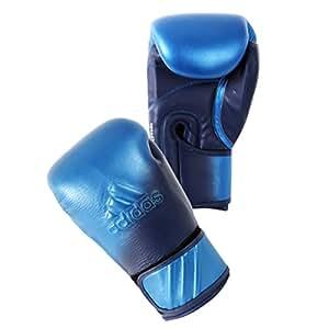adidas Boxhandschuhe Speed 300 3D, Metallic Blue, 18oz