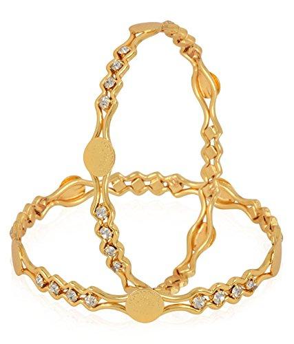 Jewels-Galaxy-Ginni-Pattern-Gold-Plated-lord-lakshmi-Bangles