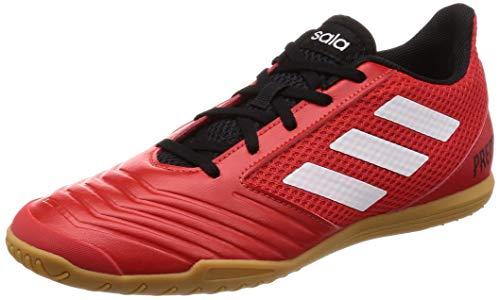 8f7710c1f adidas Predator Tango 18.4 Sala Scarpe da Calcio Uomo, Nero  Cblack/Ftwwht/Red