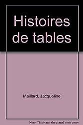 Histoires de tables