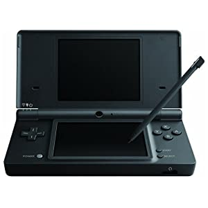 Nintendo DSi – Konsole, schwarz [UK Import]
