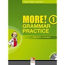 MORE! Grammar Practice 1, mit CD-ROM: Schulbuchnummer 146.076 Übungsbuch für die 5. Schulstufe / Jahrgangsstufe