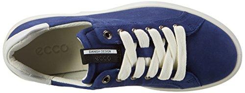 Ecco Soft 3, Scarpe Stringate Donna Blu (58241MEDIEVAL/WHITE)