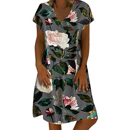 JUTOO Kleidung online Shop online Shop Kleidung Spitzenkleid Langarm Jersey Kleid etuikleid Sommer Party Kleid extravagante Kleider Satinkleid weißes Kleid lang Party Mode Sommerkleider größe 44 (Kleider Erstkommunion Online)