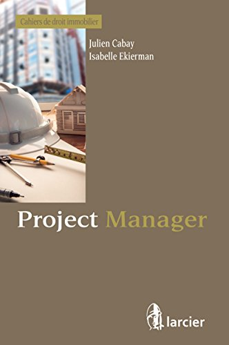 Project Manager (Collection Droit immobilier)