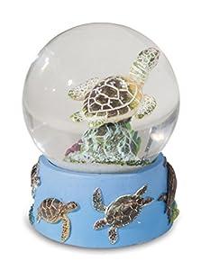 Katerina Prestige-Figura Bola Nieve Tortuga, diseño Marinero, me0750