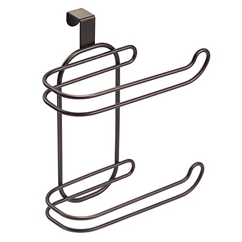 interdesign-classico-toilet-paper-holder-for-bathroom-storage-over-the-tank-bronze