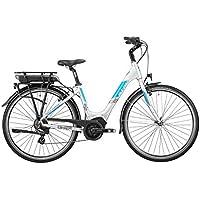 Bicicleta eléctrica de Ciudad con pedalada assistita Atala b-easy 28 Talla S (