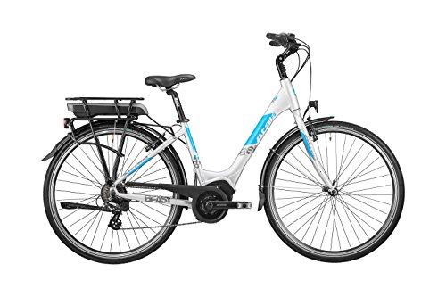 'Bicicleta eléctrica de Ciudad con pedalada assistita Atala b-easy 28Talla S (statura 155-170cm), motor Bosch
