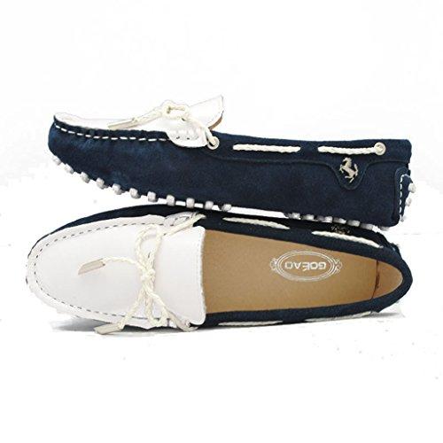 Meijili - Sandales Femme Bleues