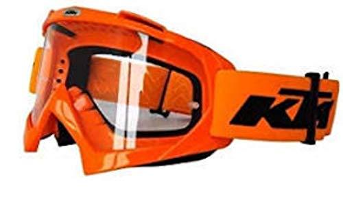 Favourite BikerZ Professional Motocross Goggles Dirt Bike ATV Motorcycle Ski Glasses(Orange)