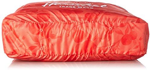 Herschel-Tagesrucksack, rot / schwarz (mehrfarbig) - 10077-00938-OS Orchard Mashup