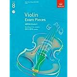 Violin Exam Pieces 2012-2015, ABRSM Grade 8: The Complete 2012-2015 Syllabus (ABRSM Exam Pieces)