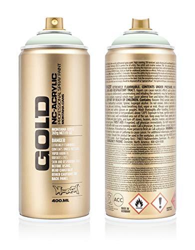 Montana Cans 285172Spray Oro, gld400, 6200, 400ML, Venice