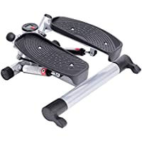 Homcom Mini Stepper Exercise Stepper Machine Legs Arms Thigh Toner Toning Machine Workout Training Fitness Stair Steps New