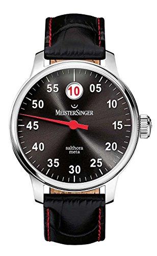 MeisterSinger orologio uomo automatico Salthora Meta SAM907