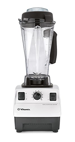 Vitamix TNC 5200 Blender. Hochleistungsmixer  und Smoothie Maker (weiss) (Mixer Vitamix 5200)