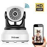 Caméra IP Sans fil, Sricam Wifi Caméra Surveillance...
