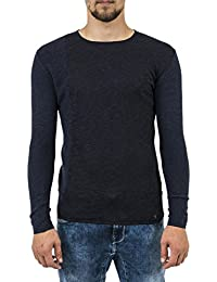 pull hiver guess jeans m74r50 otto bleu