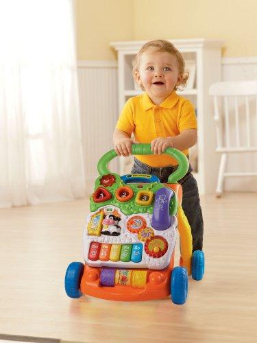 VTech Baby 80-077064 - Spiel und Laufwagen - 3