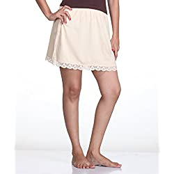 Skirt Slip (beige, Medium)