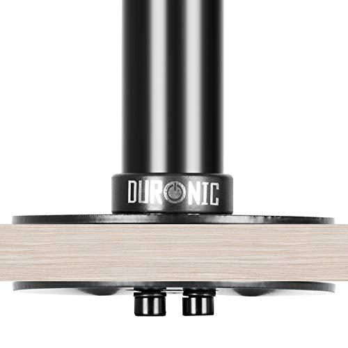 Duronic DM-GR-01 Grommet Verbindungsstück für DM35 und DM451 Monitorhalterung/Tischhalterung - Alternative zur Klemme